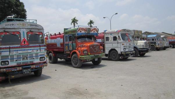 Petrol-Tank