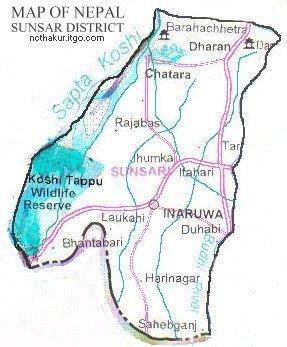 sunsari_district