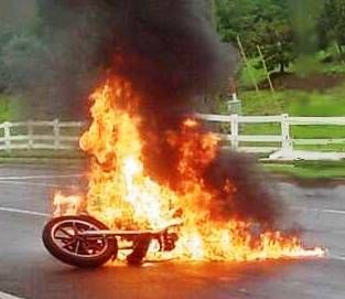 motorcycle-fire