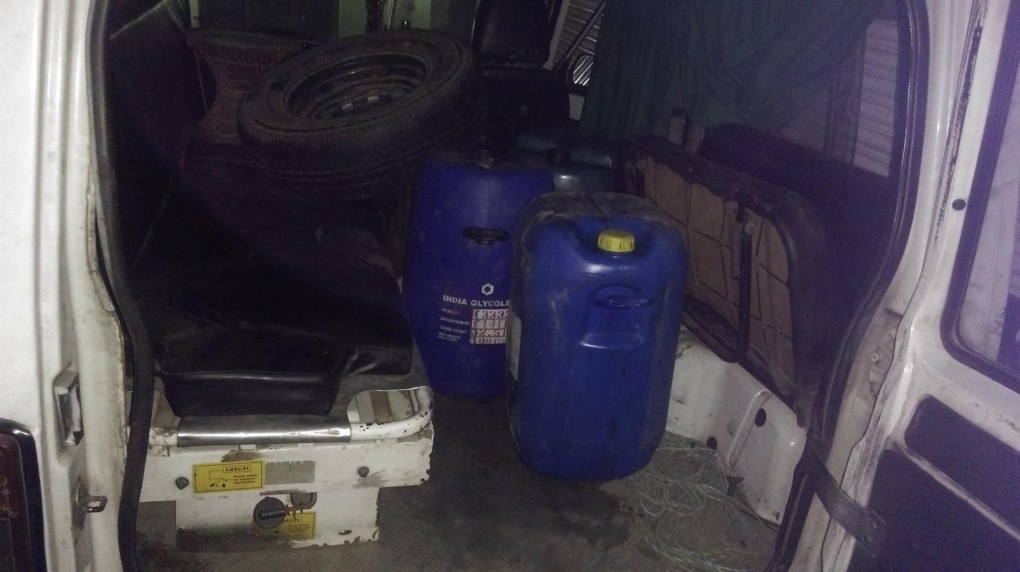 diesel kanchanpur