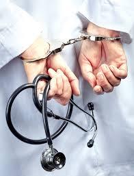 doctor crime