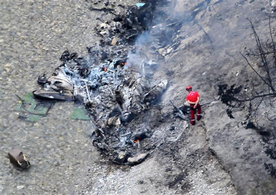 helicotrot-crash