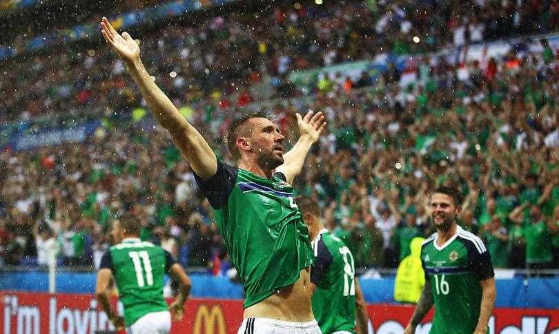 Northern-Ireland euro cup football