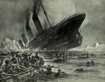 titanic-accident