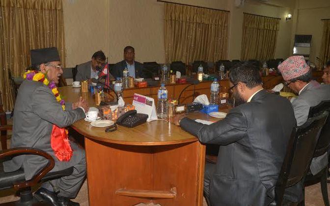 prachanda ministry cabinet