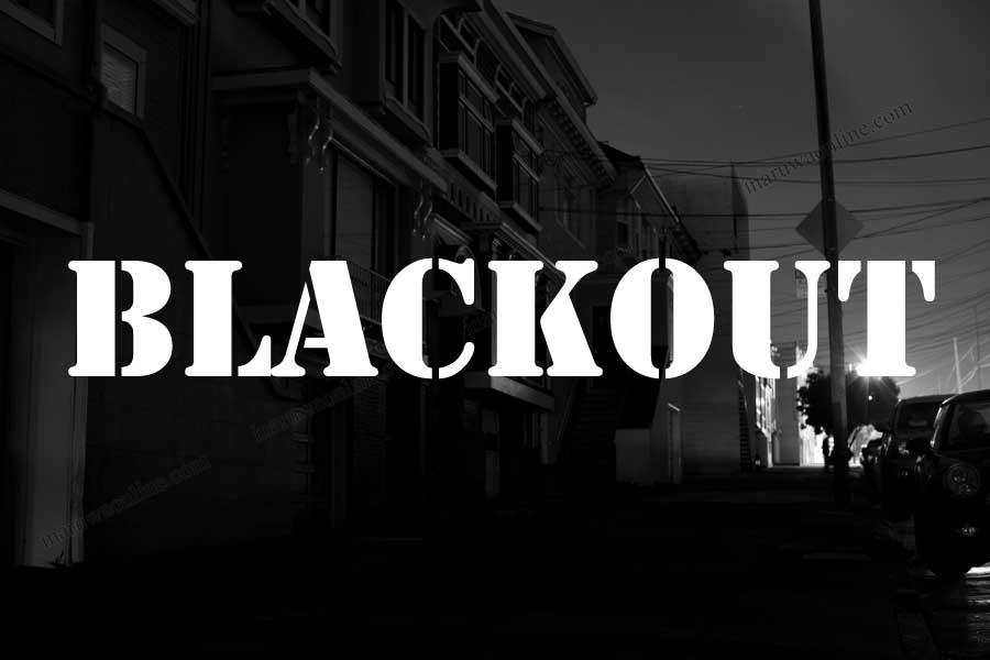 blackout madhesi morcha