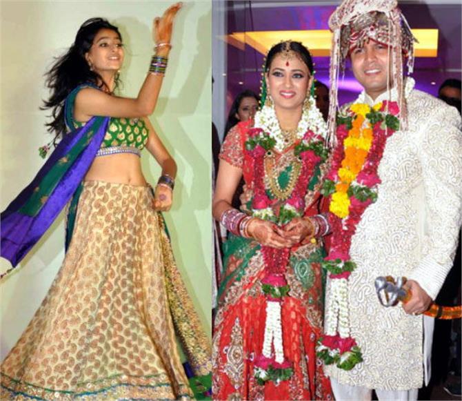married sweta tibari