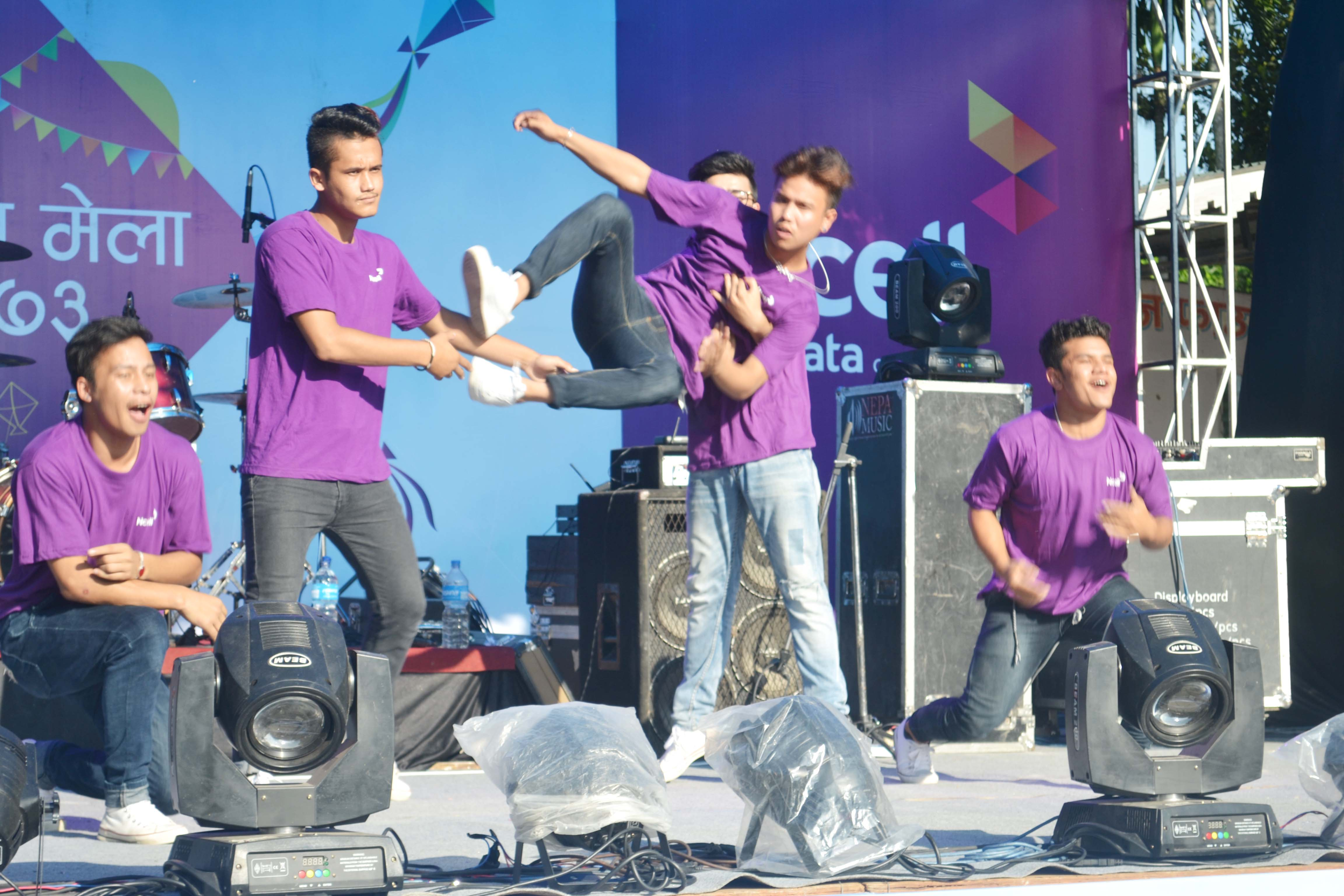 ncell concert jahpa6