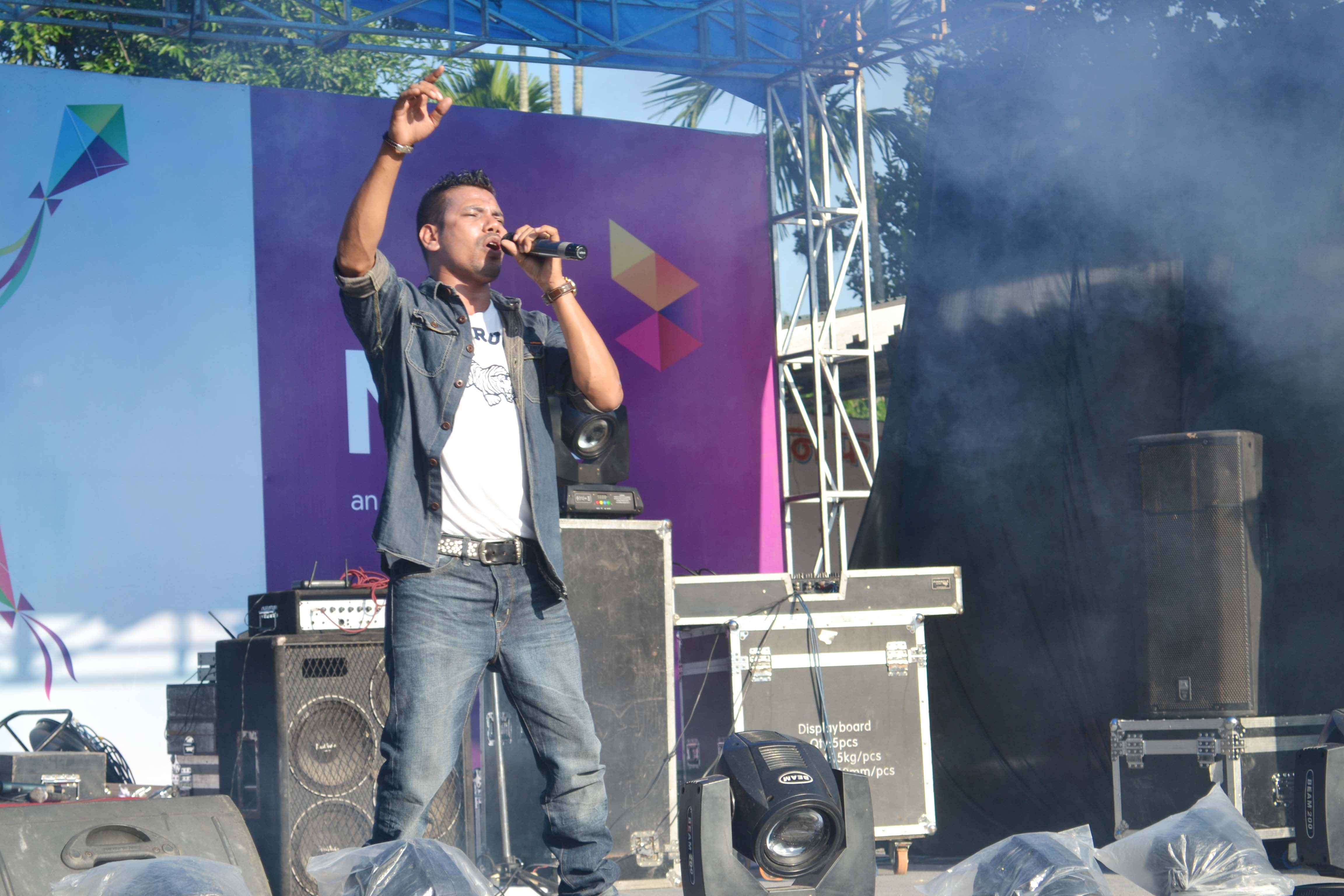 ncell concert jahpa8